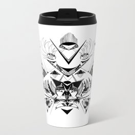 my cat Metal Travel Mug
