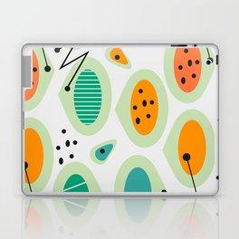 Mid-century abstraction Laptop & iPad Skin