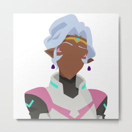 Space Mom - Voltron Legendary Defender Metal Print