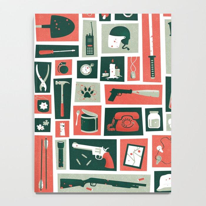 The walking dead Notebook