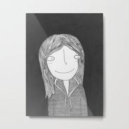 Clementine Kruczynski Metal Print
