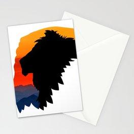 Griffon Rider Stationery Cards