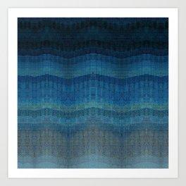 Fabric 50. Art Print