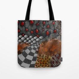 Lost Sanity Tote Bag