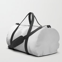 Harmony - Misty Mountain Forest Nature Photography Duffle Bag