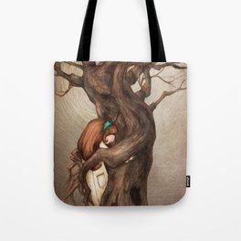 I love you, Old Tree! Tote Bag