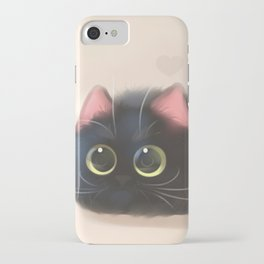 Fluffy Sushi iPhone Case