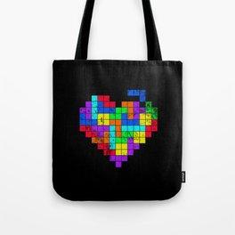 The Game of Love -Dark version Tote Bag
