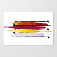 logo Canvas Prints featuring logo by Nicolas Barret