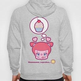 Mmmmmm, cupcakes Hoody