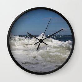 14 Days of Waves (1/14) Wall Clock