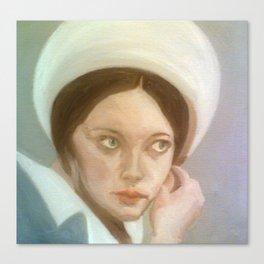 Lynne Frederick As Tatiana Romanov Canvas Print