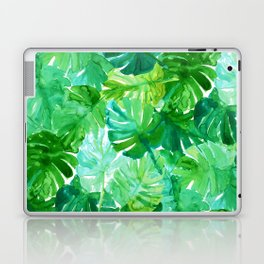 Welcome to the Jungle Palm Laptop & iPad Skin