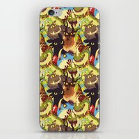 dragons iPhone & iPod Skins featuring Dragons! by Flora