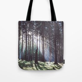 Magic forest - Landscape and Nature Photography Tote Bag