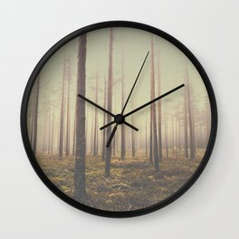 The day we lost Wall Clock