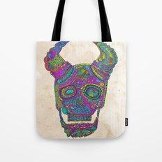 Minotaurus (Multicolor 2) Tote Bag