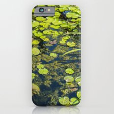 Lilly Pad Pond iPhone 6s Slim Case