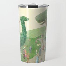 The Night Gardener - Summer Park Travel Mug