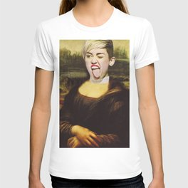 MileyxMona T-shirt