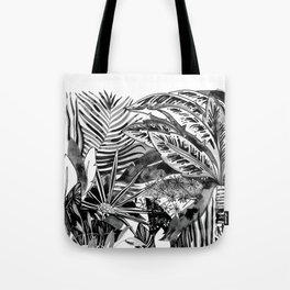 Fronds + Foliage Tote Bag