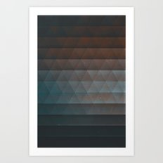 blyykfyde Art Print