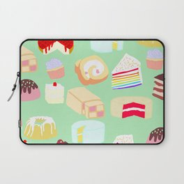 Cakes for days Laptop Sleeve