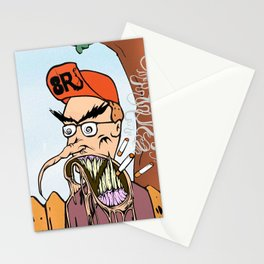 King Of The Hell Stationery Cards