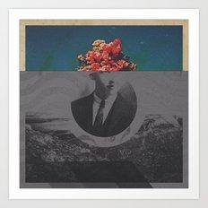 untitled: mineral boy Art Print