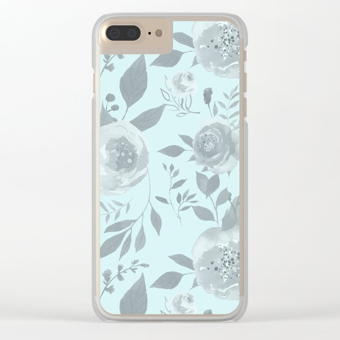 Spring is in the air #40 Clear iPhone Case