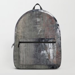 """1232-1 antique green girl"" Backpack"