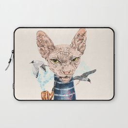 Sphynx Cat II Laptop Sleeve