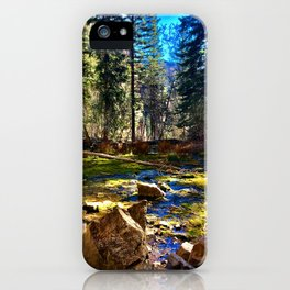 Top of Hanging Lake iPhone Case