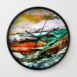 FarmLand Wall Clock