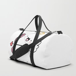 Spooky McCupid (Valentines Edition) Duffle Bag