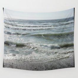 Sand Dollar Beach Wall Tapestry