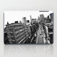 brooklyn iPad Cases featuring Brooklyn by lauraflores013