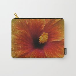 Hibiscus Flower Maui Hawaii Carry-All Pouch