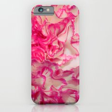 Carnation close up iPhone 6 Slim Case