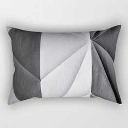 Folded Paper 1 Rectangular Pillow