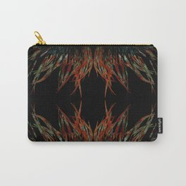 Sacred feathers geometry II Carry-All Pouch