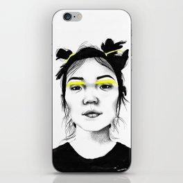 Xiao Wen Ju iPhone Skin