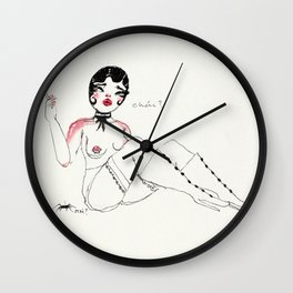 Cheri Wall Clock