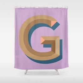 g Shower Curtain