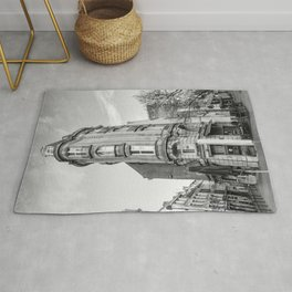 Lille Le Carnot cafe Rug