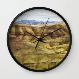 Time in Layers Wall Clock