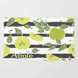 Tropical Apples Rug