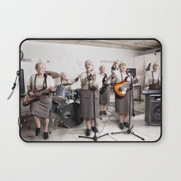 Rock Band Laptop Sleeve