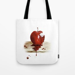 RED. Manzana Sangrienta (Caramelo Protector) Tote Bag
