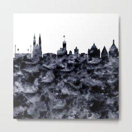 Nürnberg Nuremberg Skyline Germany Metal Print